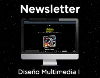 Newsletter - Diseño Multimedia I (UADE 2019)