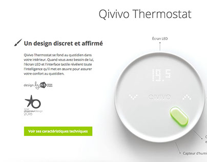 Qivivo website