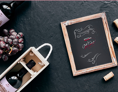 "Branding of ""Wine"" company"