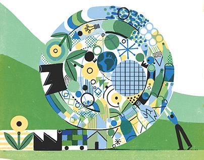 Economia circolare - La nuova ecologia