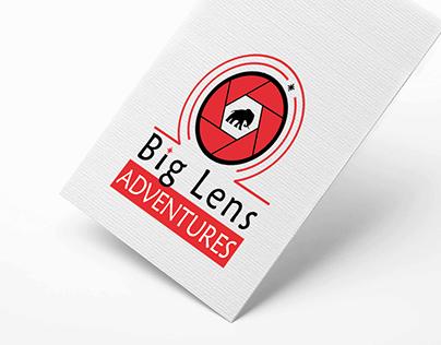 Big Lens Adventure | Logo Tasarımı