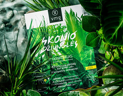"VMG ""Jungle of Taste"""