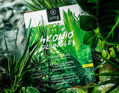 "VMG ""Jungle of Taste"""