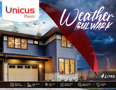 Weather Bulwark | Paint Boxes | Unicus