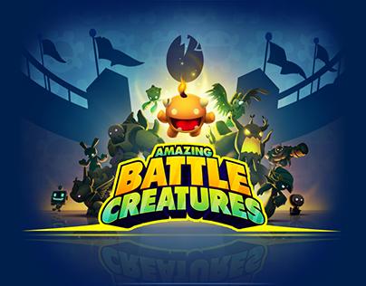 Amazing Battle Creatures: UI