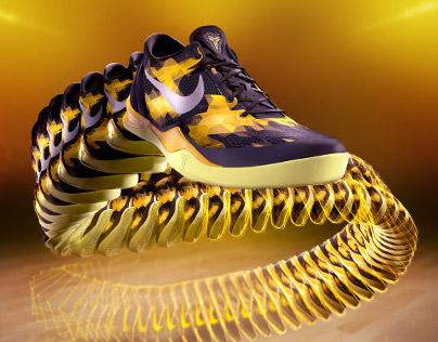Nike Kobe 8 Facebook APP、Mobile Website