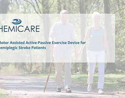 HEMICARE Exercise Device for Stroke Patients