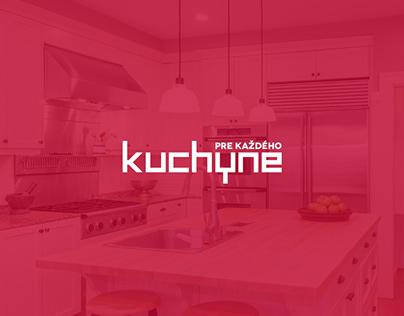 Kuchyne pre každého - web