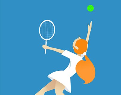 Sports! Spot Illustrations