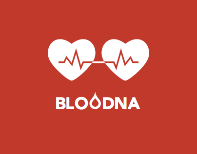 Bloodna Logo Design