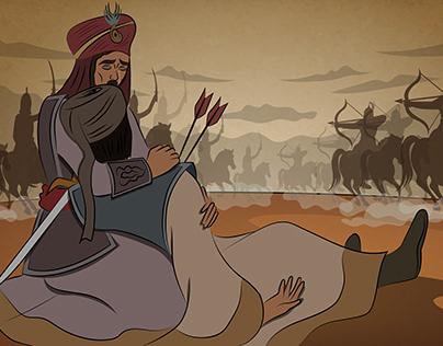 History video Illustration