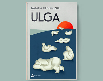 """Ulga""/""The Relief"" - illustration&book cover"