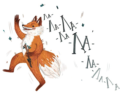 The fox story: Bits and pieces