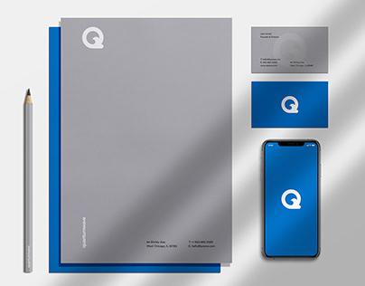 Qwave - Brand Identity