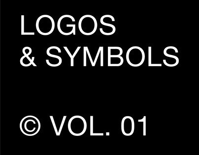 Logofolio / Volume One