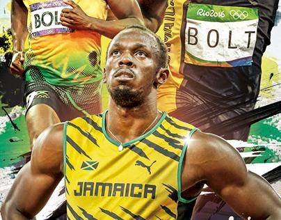 Usain Bolt (Iconos Vol.1)