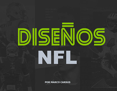 DISEÑOS NFL