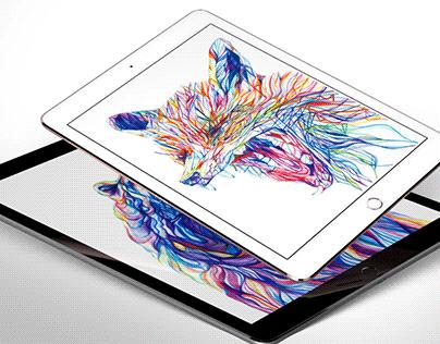 Apple iPad Pro Digital Signage for Apple Stores 2016