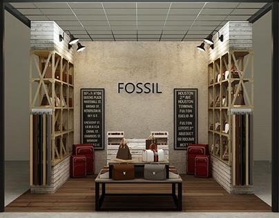 Fossil Stand Tasarımı Optimum Avm / İZMİR