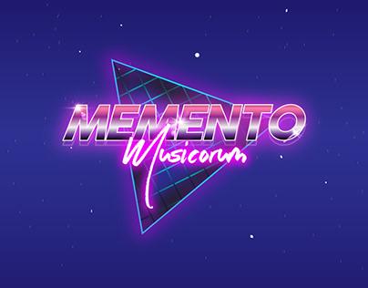 Memento Musicorum - Trabajo de Tipografía