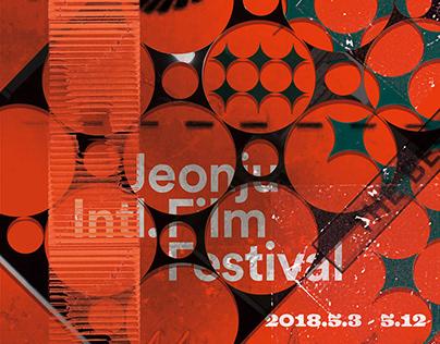 JEONJU FILM FESTIVALPOSTER COMPETITION WINNER.