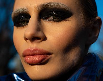 Zuzia Mroczek for Major Model Management