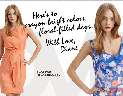 DVF New Arrivals