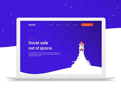 Insurio - Travel Insurance