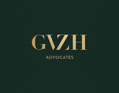 GVZH - Branding & Website