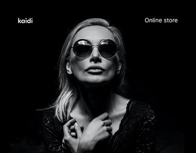 Kaidi - Online Store