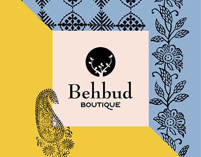Behbud Boutique- Branding