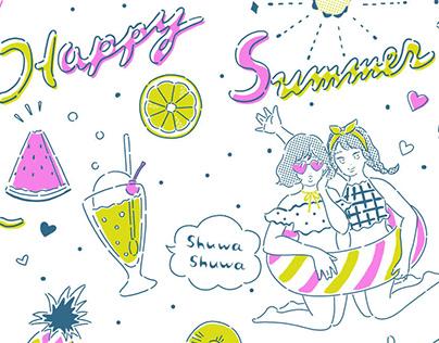 Original | Happy Summer!