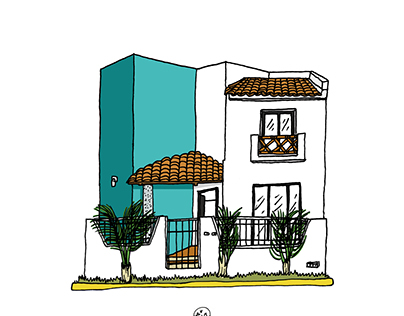 Dibujando mi barrio: México
