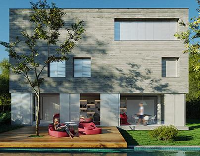 Scene 3 / Cubo House