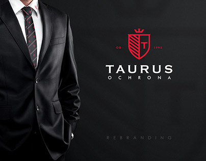 Taurus Security | REBRANDING