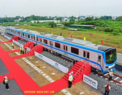 Metro TPHCM được quy hoạch gồm 8 tuyến.