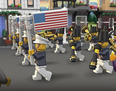 LEGO Life Animations
