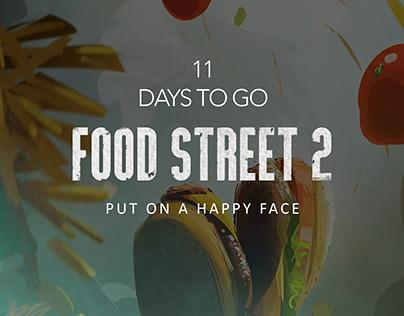 Food Street Marketing Campaign