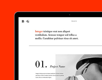 Folio.2 - Adobe Muse Template