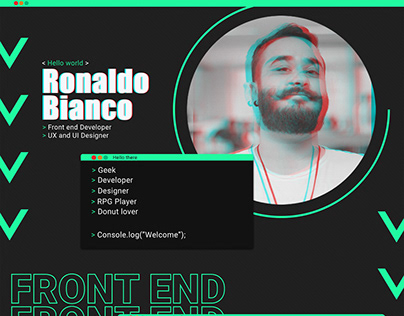 Portfólio Ronaldo Bianco