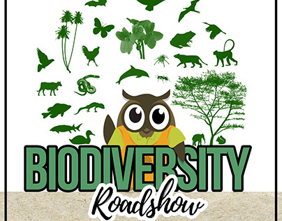 Bio-diversity Roadshow Publicity Set
