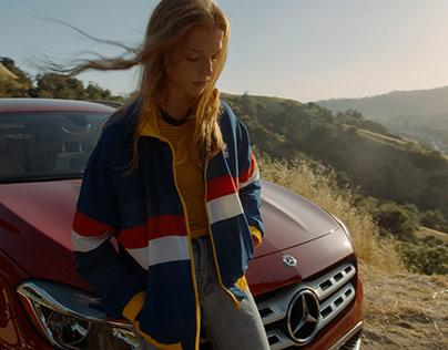 Mercedes GLA Film