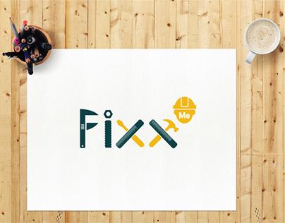 Fixx Me Logo