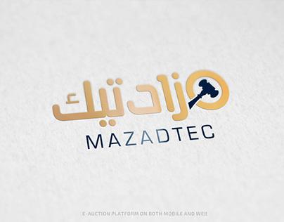 Mazadtec Branding