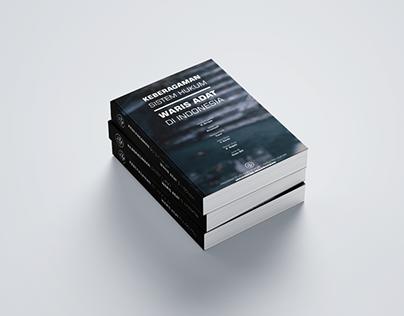 """Book Cover """"Keberagaman Sistem Hukum Waris Adat"""""""