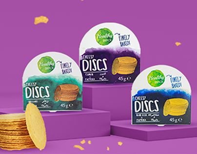 Cheesy Discs cover