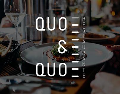 QUO & QUO   RESTAURANTE