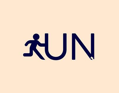 Run logotype