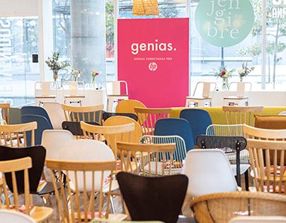 Evento Genias