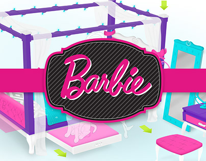 Barbie - Dream Bed